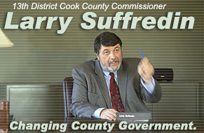 Suffredin- Changing County Government
