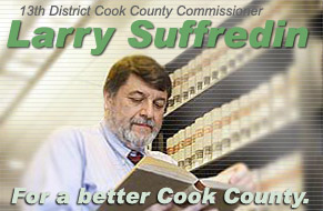 Suffredin- For a Better Cook County